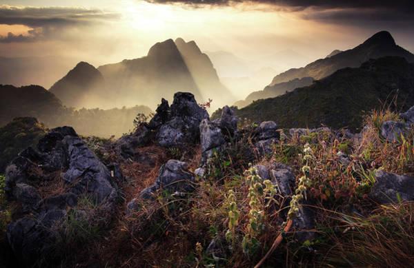 Chiang Mai Province Photograph - Doi Chiang Dao by Presented By Zolashine