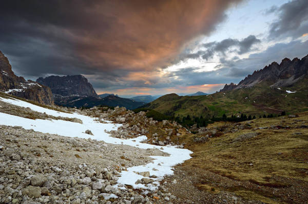 Climbing Photograph - Dolomites, Alps by Scacciamosche