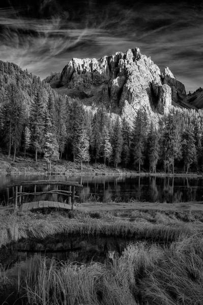 Wall Art - Photograph - Dolomites In The Background II by Jon Glaser