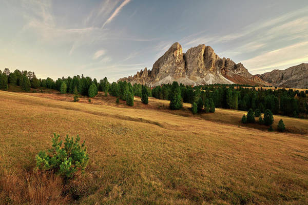 Photograph - Dolomites In View by Jon Glaser
