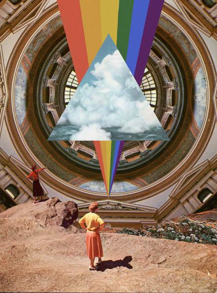 Wall Art - Digital Art - Dome by Fran Rodriguez