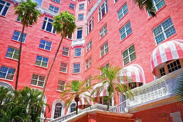 Photograph - Don Cesar Pinks by Alice Gipson