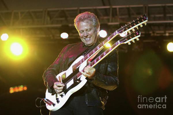 Felder Wall Art - Photograph - Don Felder by Concert Photos