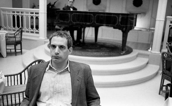Donald Photograph - Donald Fagen London 1991 by Martyn Goodacre
