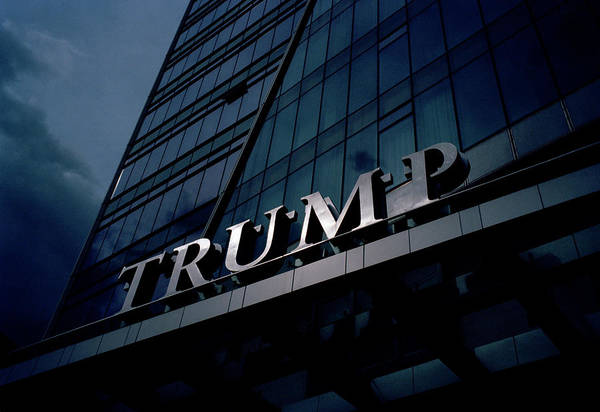 Photograph - Donald Trump by Shaun Higson