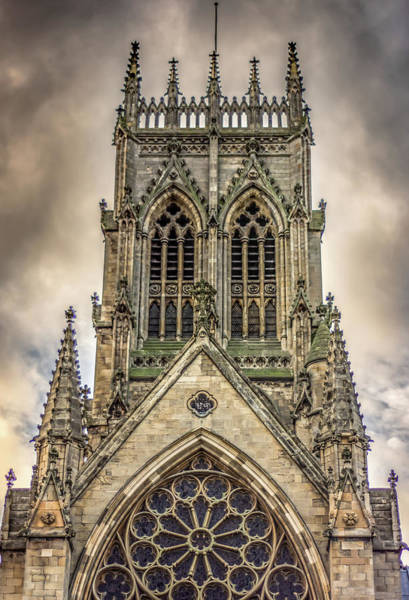 Photograph - Doncaster Minster Gothic by Scott Lyons