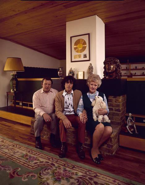 Poodle Photograph - Donovan At Home by John Olson