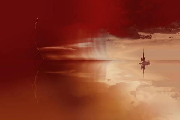 Painting - Doom by John WR Emmett