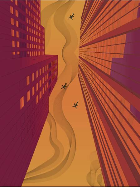 Wall Art - Digital Art - Dooms Day by Gabriela Cid