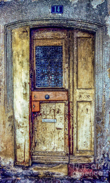 Photograph - Door 14 by D Davila