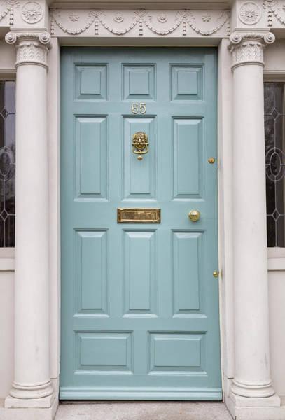 Photograph - Door Architecture - Dublin by Georgia Fowler