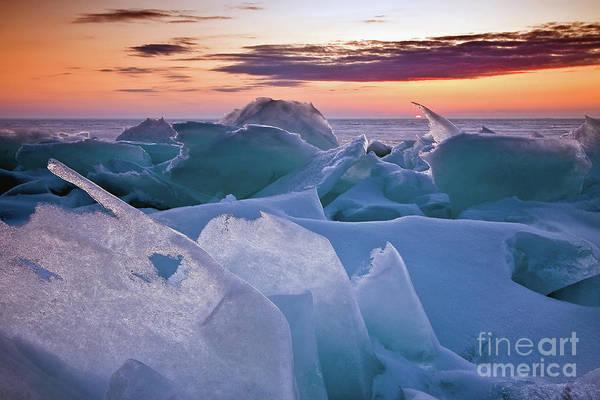 Photograph - Door County, Wisconsin Sunset by Sam Antonio Photography