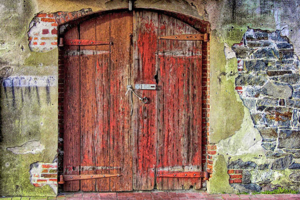 Photograph - Door To Discovery by JAMART Photography