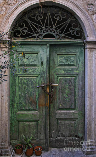 Wall Art - Photograph - Door To Nowhere  by Mitch Shindelbower