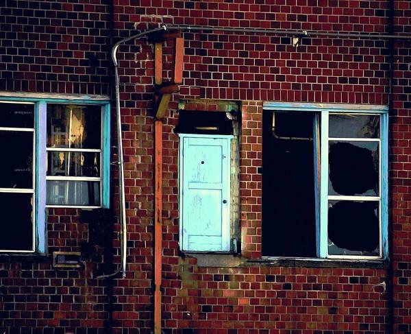Photograph - Door To Nowhere by Yulia Kazansky