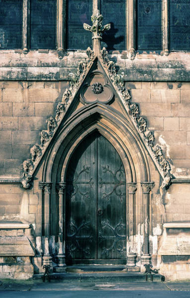 Photograph - Doors To Doncaster Minster by Scott Lyons