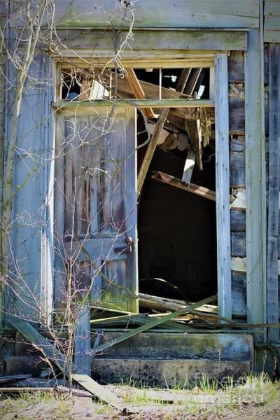 Photograph - Doorway To Redemption by Tammie J Jordan