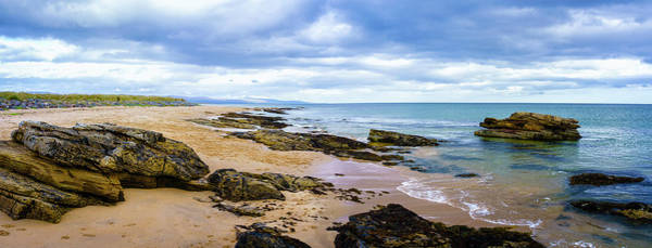 Wall Art - Photograph - Dornoch Beach, Dornoch Firth, Dornoch by Panoramic Images