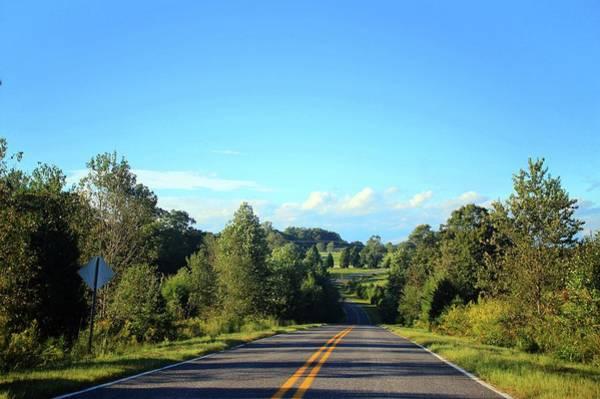 Photograph - Down A Country Road by Cynthia Guinn