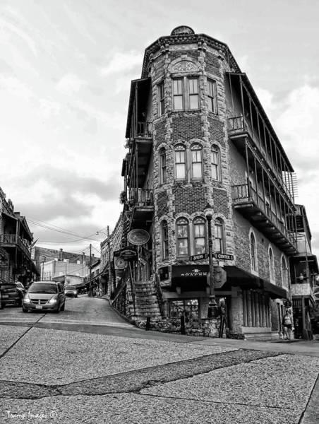 Photograph - Down The Street by Wesley Nesbitt
