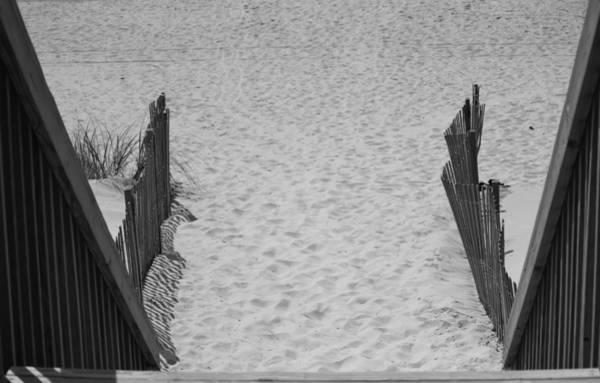 Photograph - Down To The Beach by Cynthia Guinn