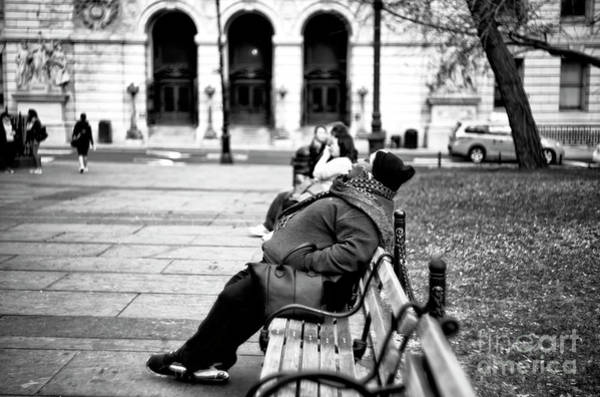 Wall Art - Photograph - Downtown Nap New York City by John Rizzuto
