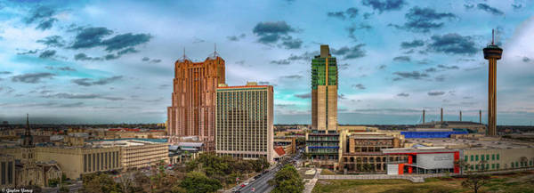 Photograph - Downtown Sa by Gaylon Yancy