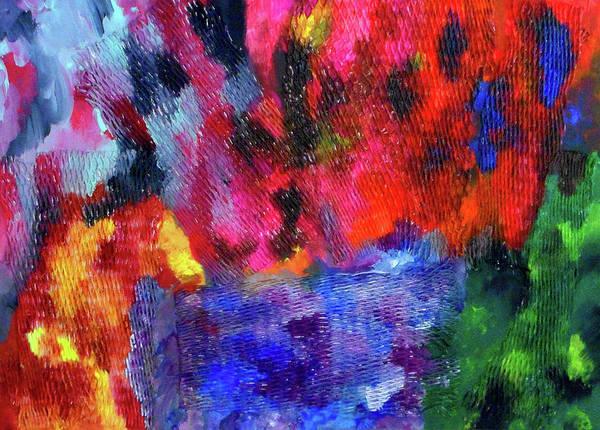 Primal Painting - Dr. Feelgood by Cyryn Fyrcyd