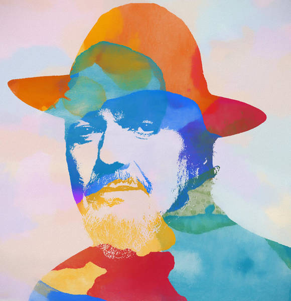 Wall Art - Painting - Dr John by Dan Sproul