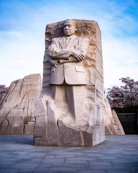 Photograph - Dr King  by Joseph Caban