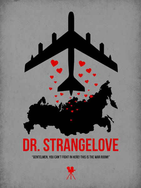 Legendary Digital Art - Dr. Strangelove by Naxart Studio
