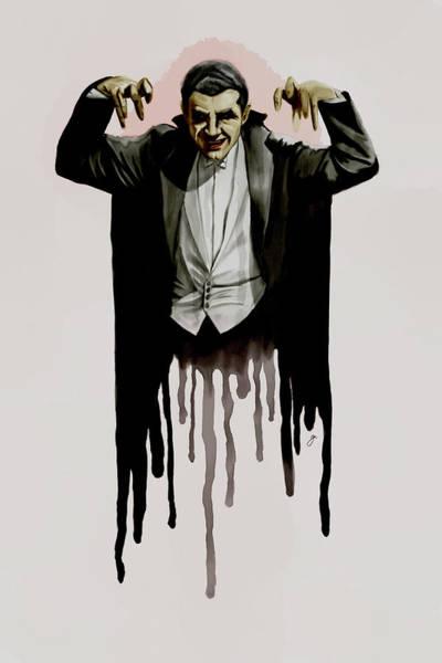 Wall Art - Digital Art - Dracula by Gary Cadima
