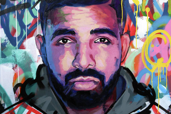 Wall Art - Painting - Drake II by Richard Day