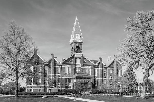 Photograph - Drake University Old Main by University Icons