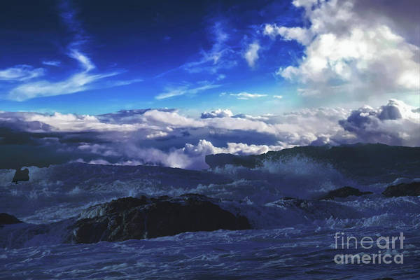 Wall Art - Photograph - Drama On The Ocean by Jeff Swan