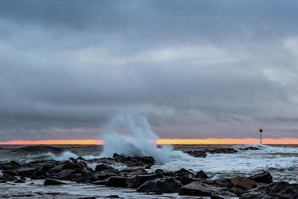 Photograph - Dramatic Beginnings. by Jeff Sinon