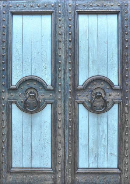Photograph - Dramatic Door by Jamart Photography