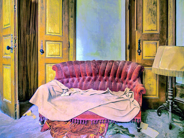 Photograph - Drawing Room by Dominic Piperata