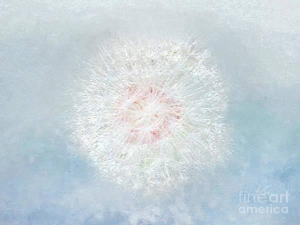 Wall Art - Digital Art - Dream A Little Dream In Sparkle by Anita Faye