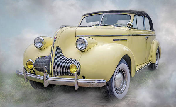 Frankenmuth Photograph - Dream Car by Wes Iversen
