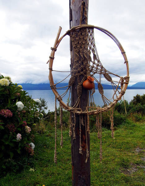 Photograph - Dream Catcher, Puerto Varas, Chile by Kurt Van Wagner