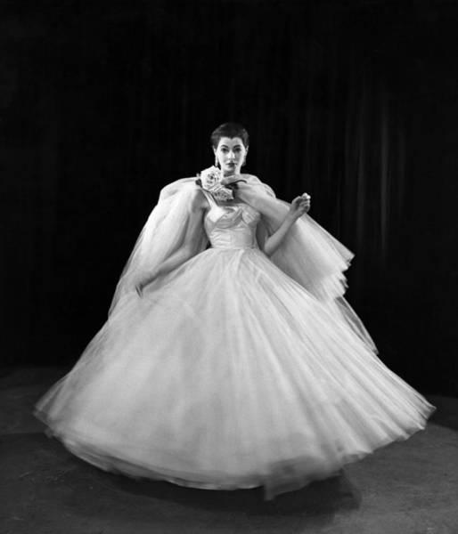 Evening Wear Photograph - Dream Dress by John Chillingworth