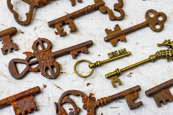 Photograph - Dream Key by Garry Gay