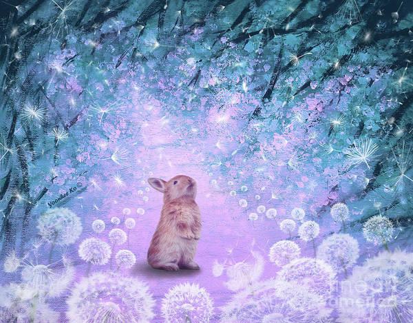 Wall Art - Painting - Dream To Wonder  by Yoonhee Ko