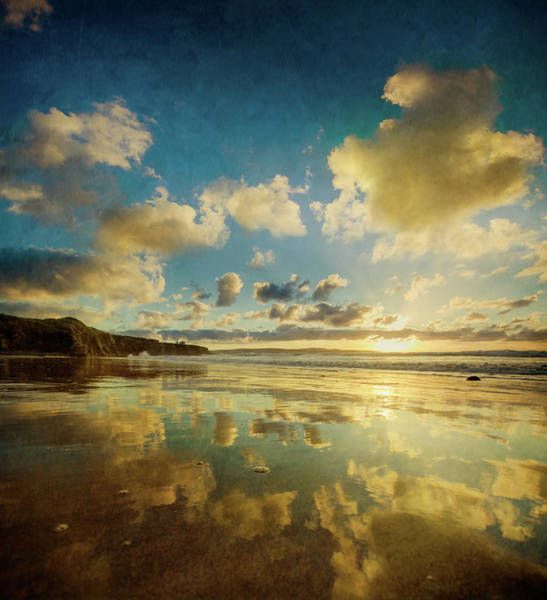 Ives Photograph - Dreaming Of St Ives Bay by S0ulsurfing - Jason Swain