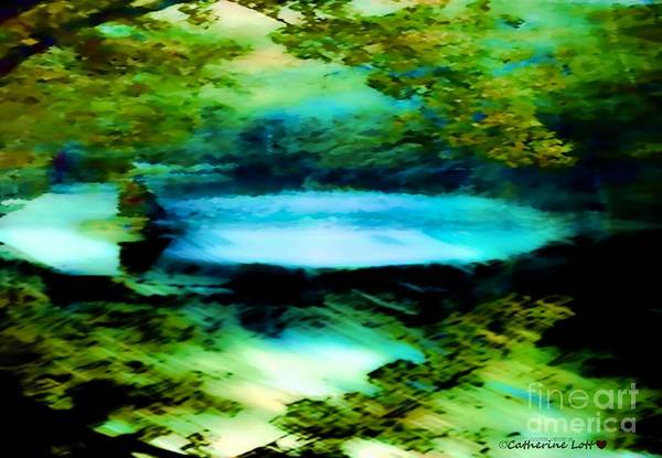 Digital Art - Dreamland Revised by Catherine Lott