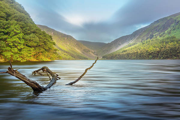Photograph - Dreams At The Lake by Debra and Dave Vanderlaan