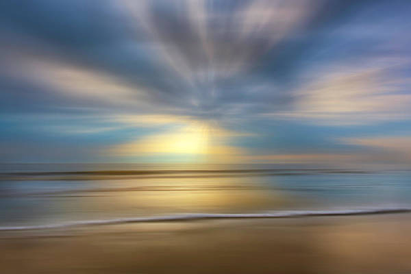 Photograph - Dreamy Sun And Sand by Debra and Dave Vanderlaan