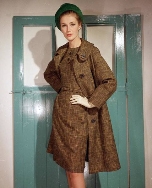 Photograph - Dress N Coat by Chaloner Woods