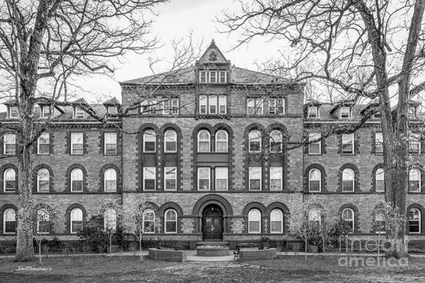 Photograph - Drew University Hoyt Bowne Hall by University Icons